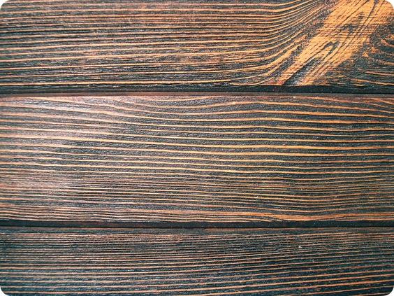 Старение дерева своими руками фото