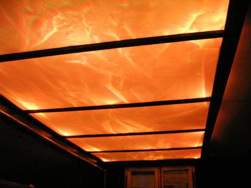 Стеклянные потолки 5