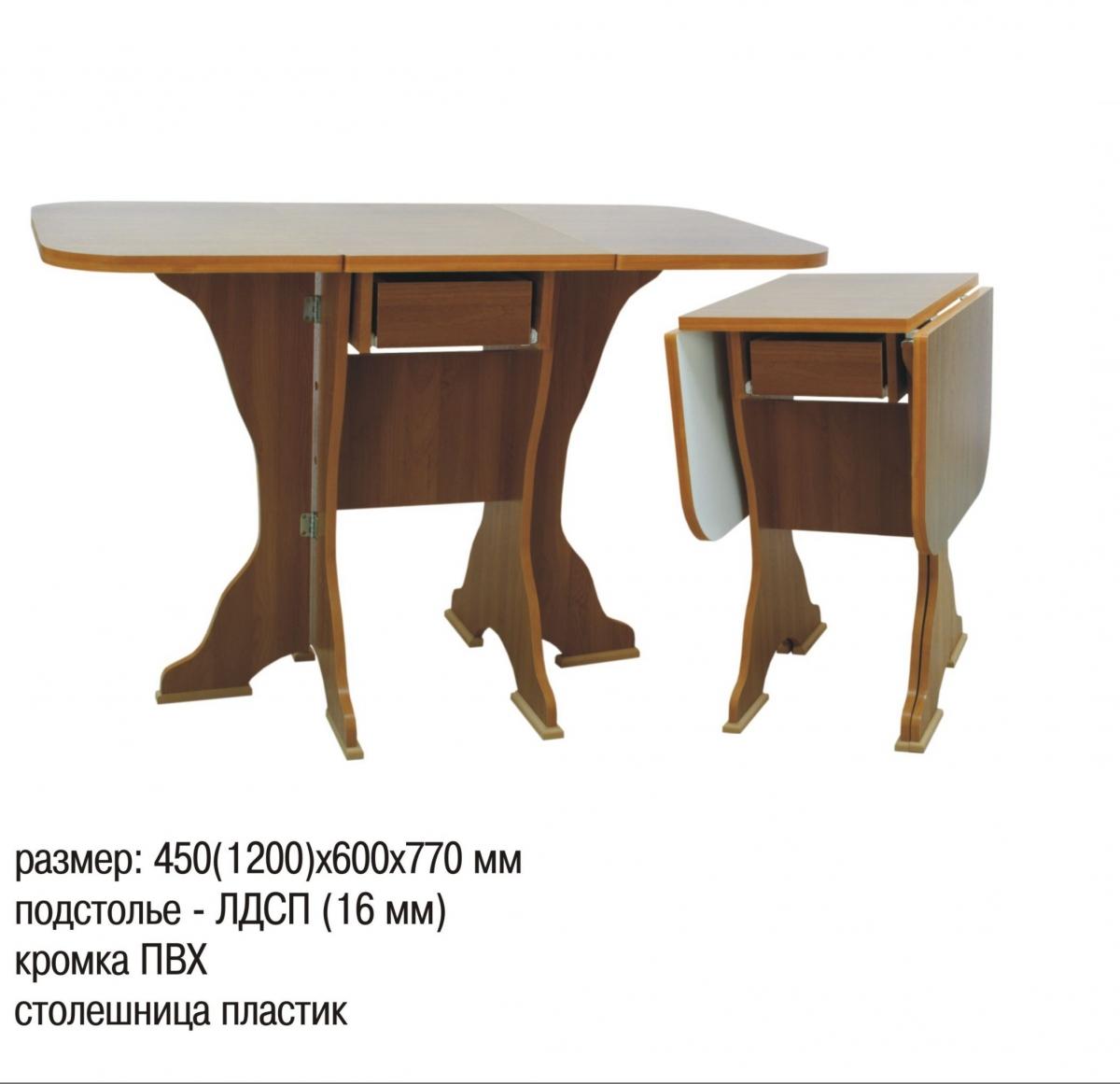 Сборка кухонных столов своими руками