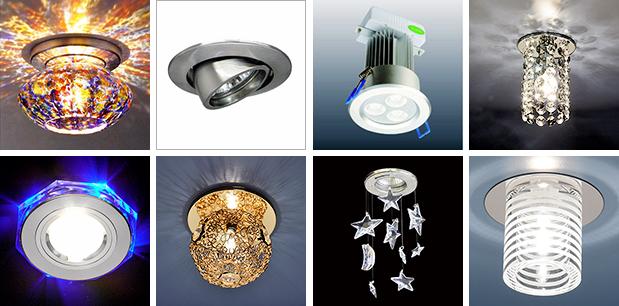 Выбираем Светодиодные лампы для дизайна