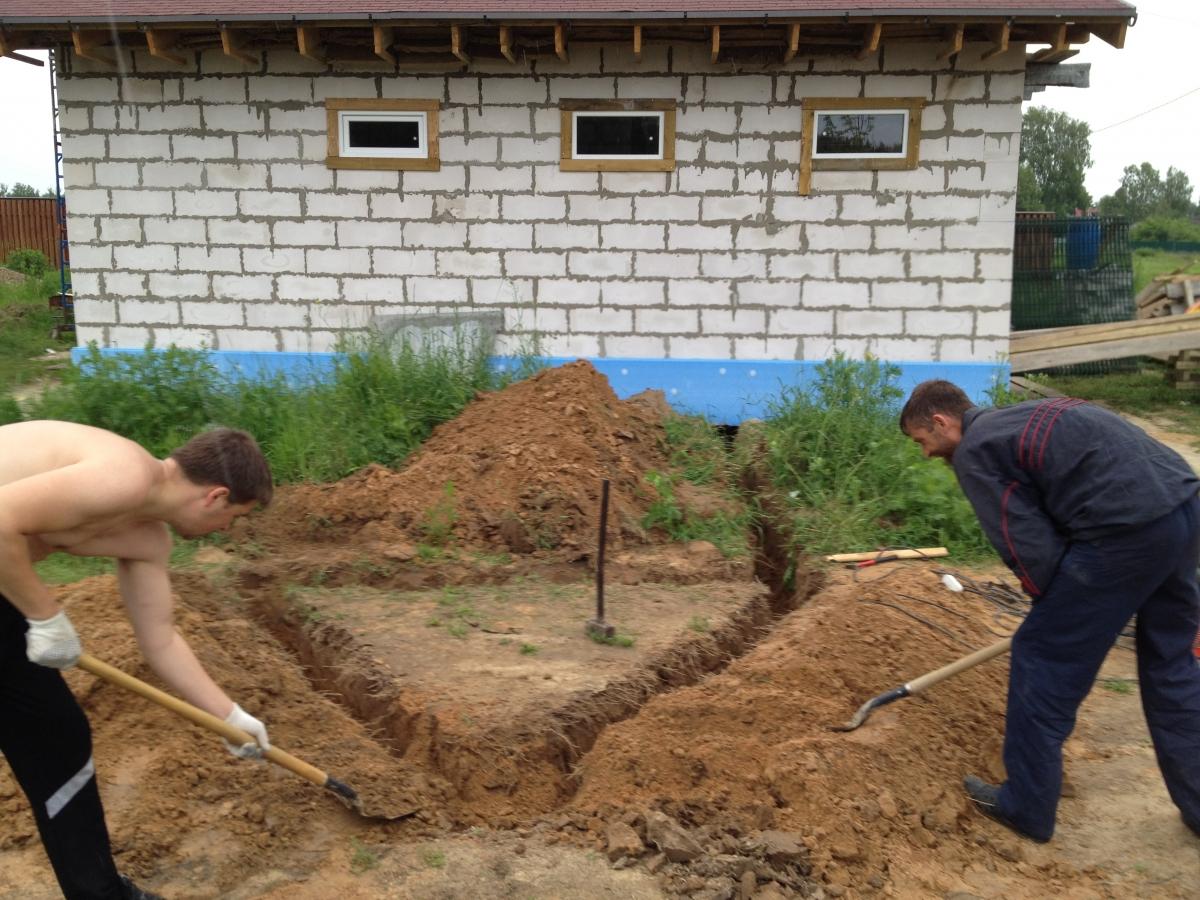 Как заземлить дом на даче своими руками