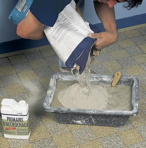Отвердитель для цементного раствора своими руками 37