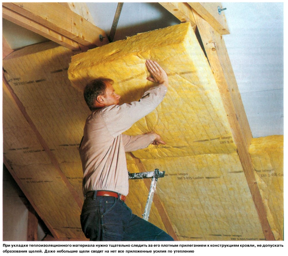 Чем утеплить частный дом и как это сделать 411