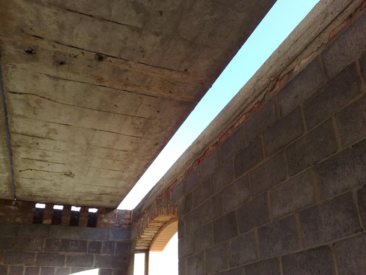 Заделка деформационных швов стенах