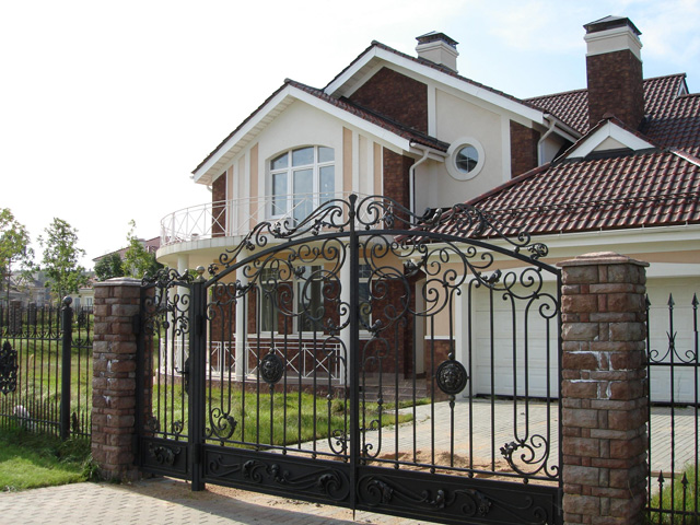 Элитные дома фото