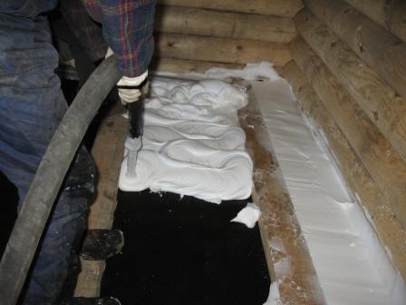 Isolation dun plancher par le dessus travaux interieur maison guyane soci t - Isolation plancher bois par dessus ...