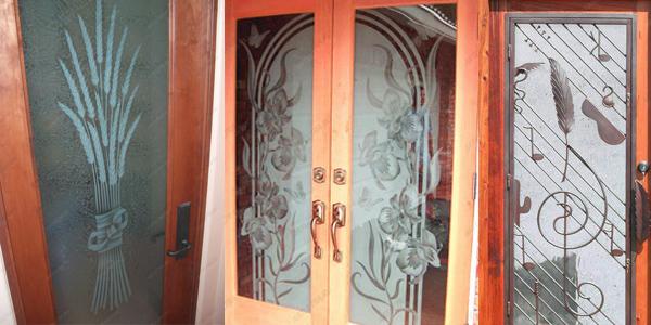 Дизайн межкомнатной двери своими руками