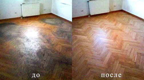 Video pose parquet massif sur carrelage estimation prix au for Parquet massif sur carrelage