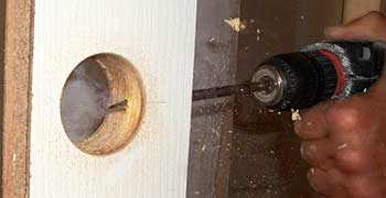 Установка дверных ручек своими руками Строительный портал