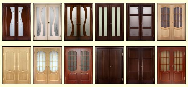 Как доборами сделать дверной