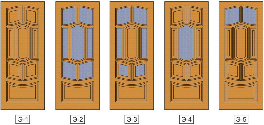 Изготовление межкомнатной двери своими руками фото