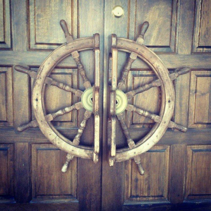ручка для двери из дерева своими руками строительный портал