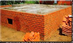 Кладка фундамента из кирпича своими руками, Строительный портал