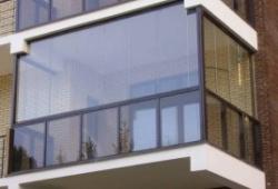 Остеклить балкон своими руками