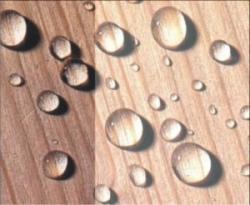Средство для защиты древесины как