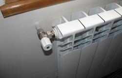 В доме отсутствует горячее водоснабжение