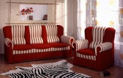 Со временем обивка мягкой мебели