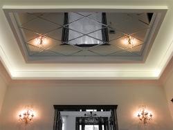Зеркальный потолок своими руками, Строительный портал