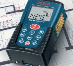 Лазерные дальномеры Bosch. Преимущества и характеристик