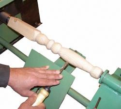 Как самому сделать деревообрабатывающий станок 444