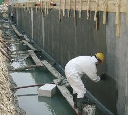 Проникающие внутренняя гидроизоляция наливной пол mastertop