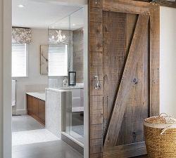 Установить дверь в ванную