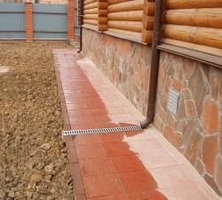 Гидроизоляция помещений подвала изнутри от грунтовых вод выход из подвала ниже уровня грунтовых вод - гидроизоляция