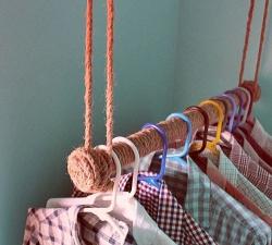 вешалка для пиджаков напольная своими руками