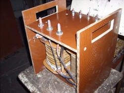Схема сварочного трансформатора переменного тока