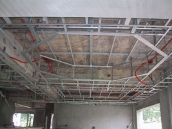 Как сделать каркас для потолка, Строительный портал