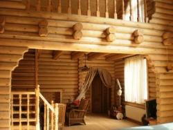 Отделка бревенчатого дома своими руками, Строительный портал