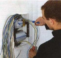 Монтаж электрики своими руками