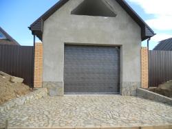 Проекты гаражей на два авто