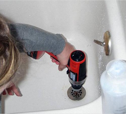 Как почистить канализационные трубы в частном доме своими руками 20