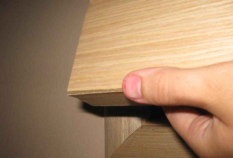 Реставрация шпонированных дверей своими руками