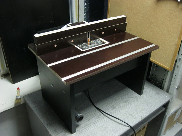 Самодельной фрезерной стол