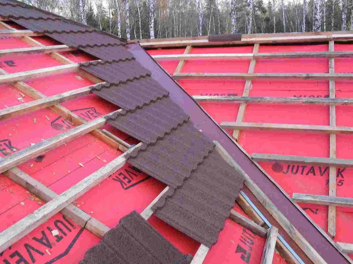 цены шиферная крыша ремонт