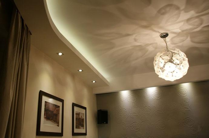 Как сделать короба на потолок из гипсокартона 28