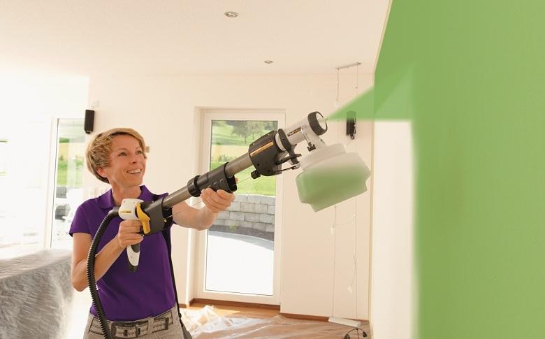Распылитель для краски для потолка гидроизоляция в павловском посаде