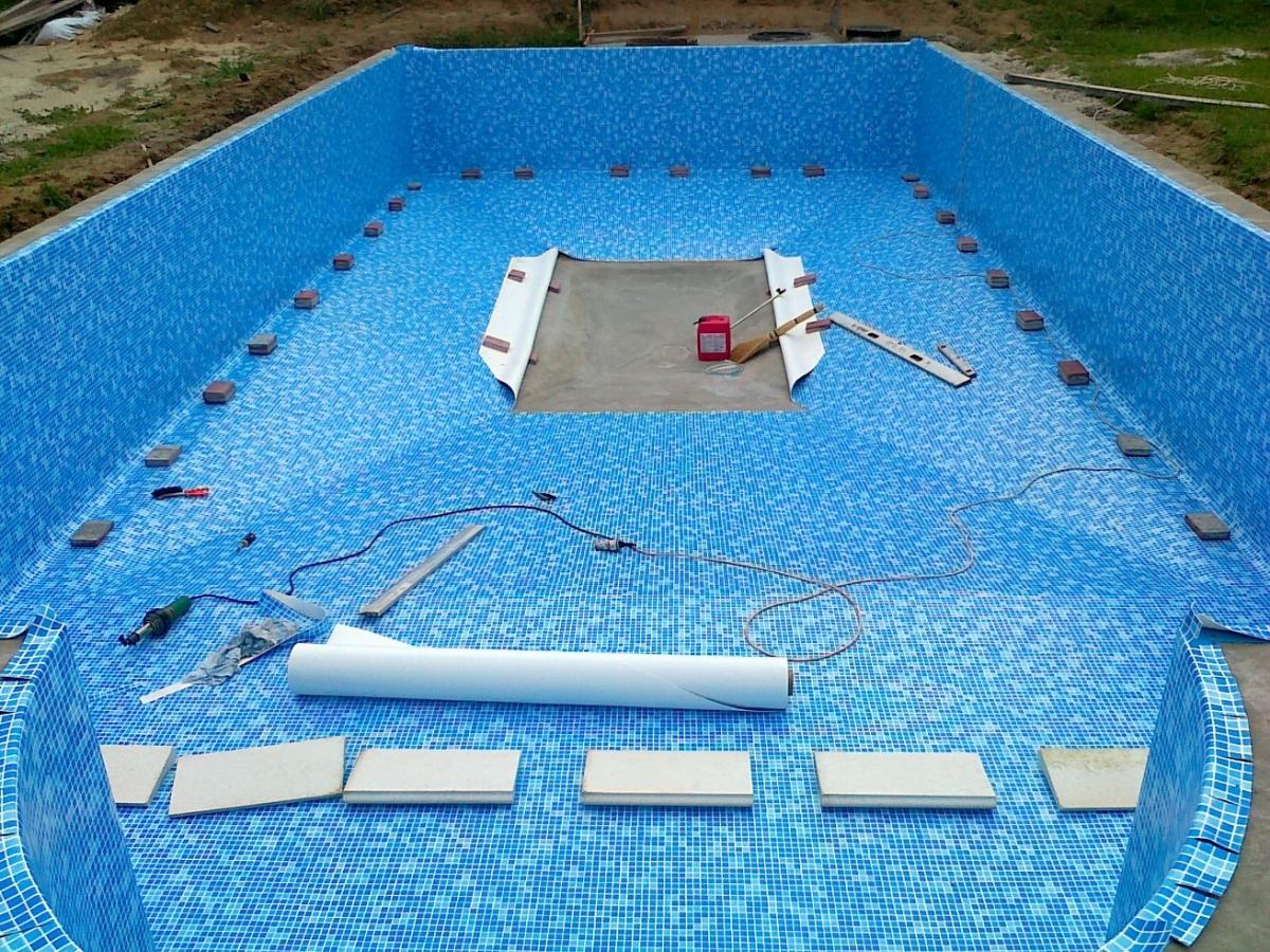 Как сделать гидроизоляцию бассейна фото 495