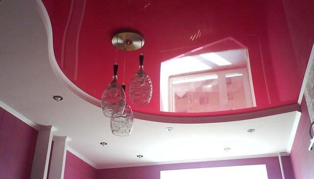 Монтаж светильников в натяжные потолки: установка точечных ...   364x640