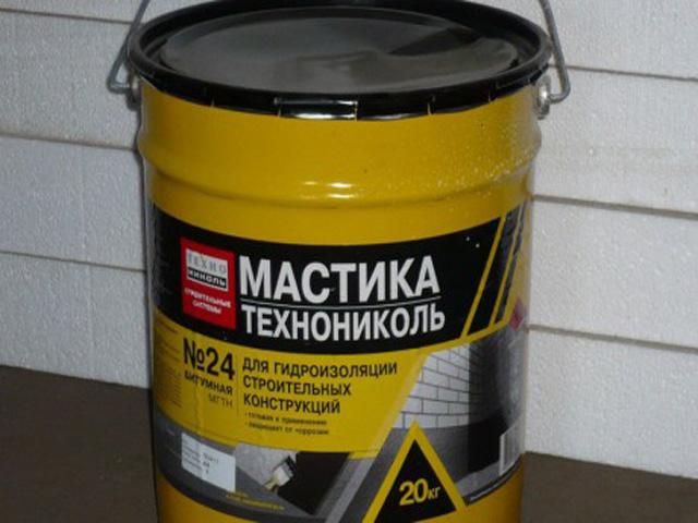 Битумно-каучуковая мастика технониколь цена лак альпина полиуретановый