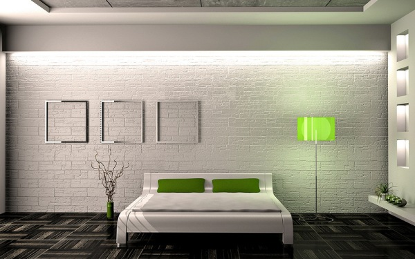 Спальня дизайн минимализм фото