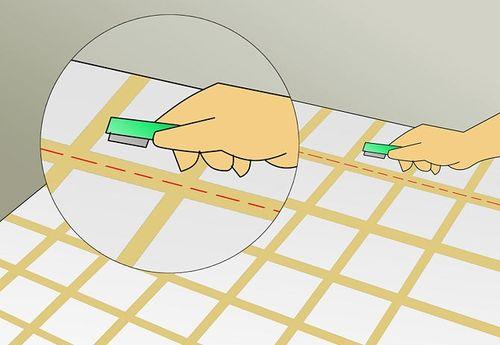 Как убрать затирку между плиткой