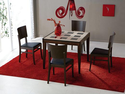 красивые обеденные столы фото