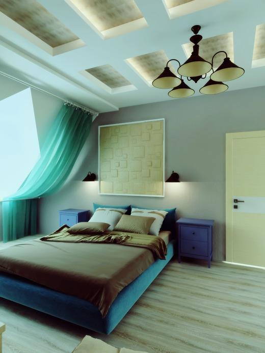 дизайн мансардной спальни фото идеи оформления рекомендации