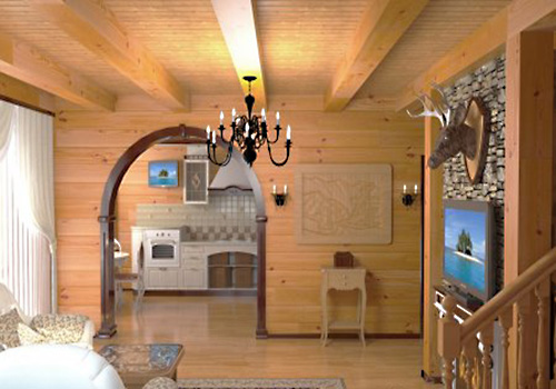 Интерьер дачного домика своими руками фото фото 563