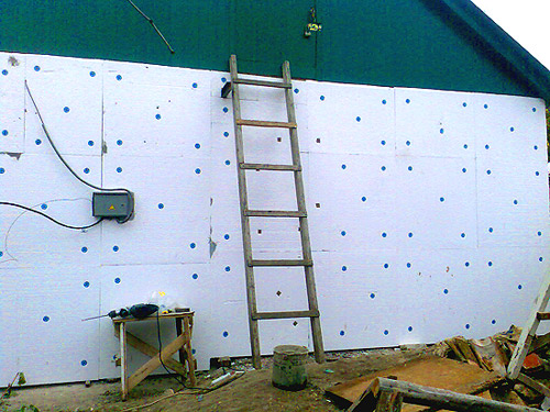 ветровая изоляция для стен
