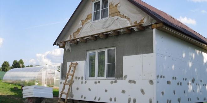 Цены на работы штукатурке фасада