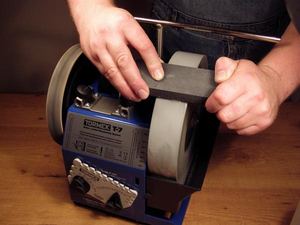 Как заточить электрорубанок своими руками 36